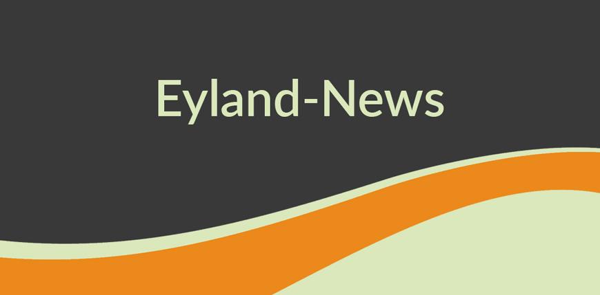 """Das """"echte Ei vom Eyland"""" für E-Center Schroff"""